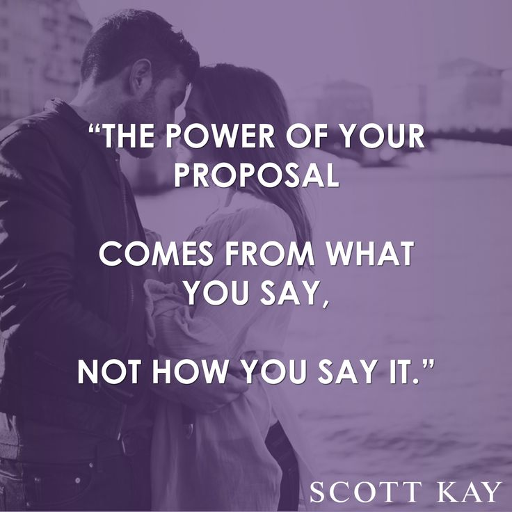 Proposal Quotes: Proposal Quotes. QuotesGram