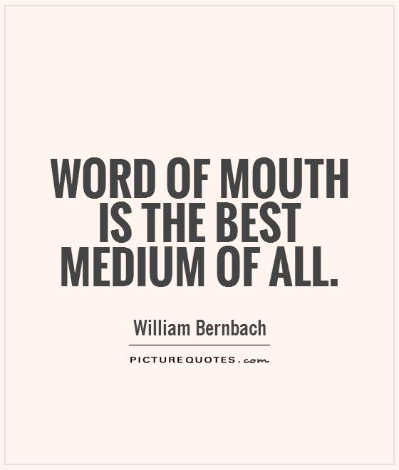 Inspirational Quotes On Customer Satisfaction: Mouth Quotes. QuotesGram