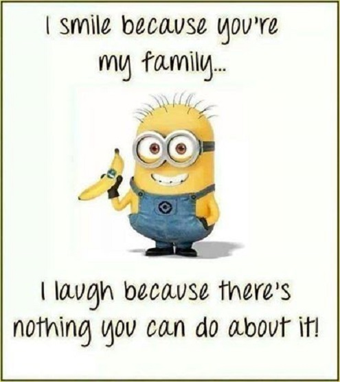 Cute Short Quotes About Family: Funny Family Quotes And Sayings. QuotesGram