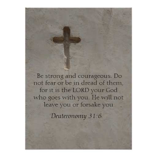 Bible Verses About Determination: Bible Quotes About Courage. QuotesGram