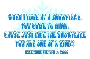 Quotes About People And Snow Flakes. QuotesGram