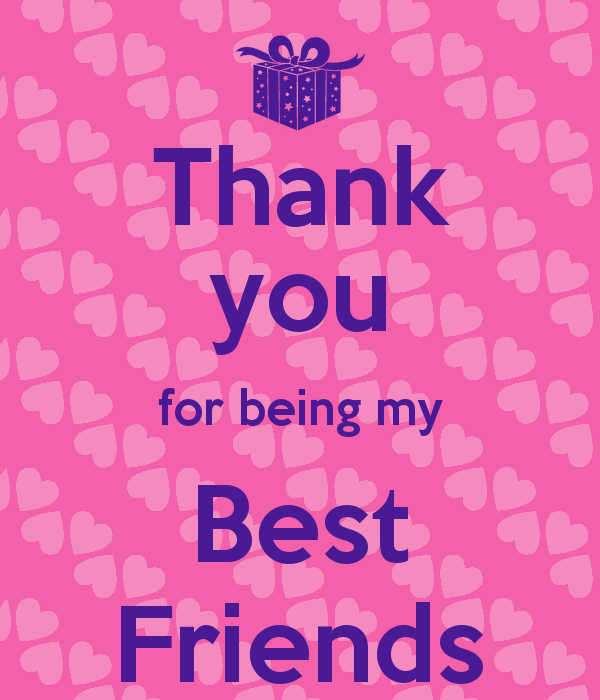 Thank You For Being My Friend Quotes. QuotesGram  Quotes
