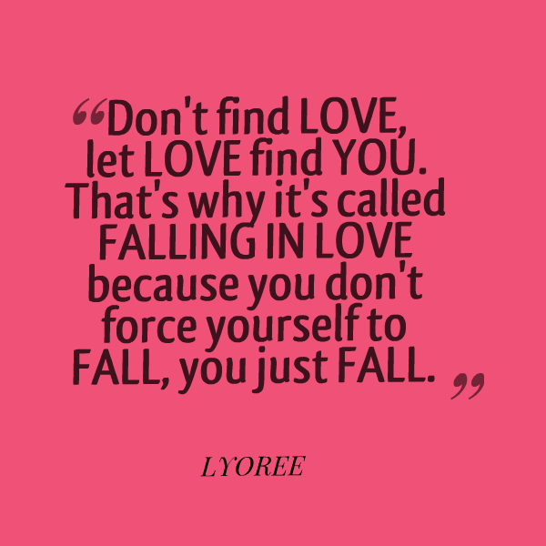 Quotes About Finding Real Love. QuotesGram