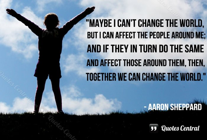 Quotes About Friends Changing People Do Change Quote...