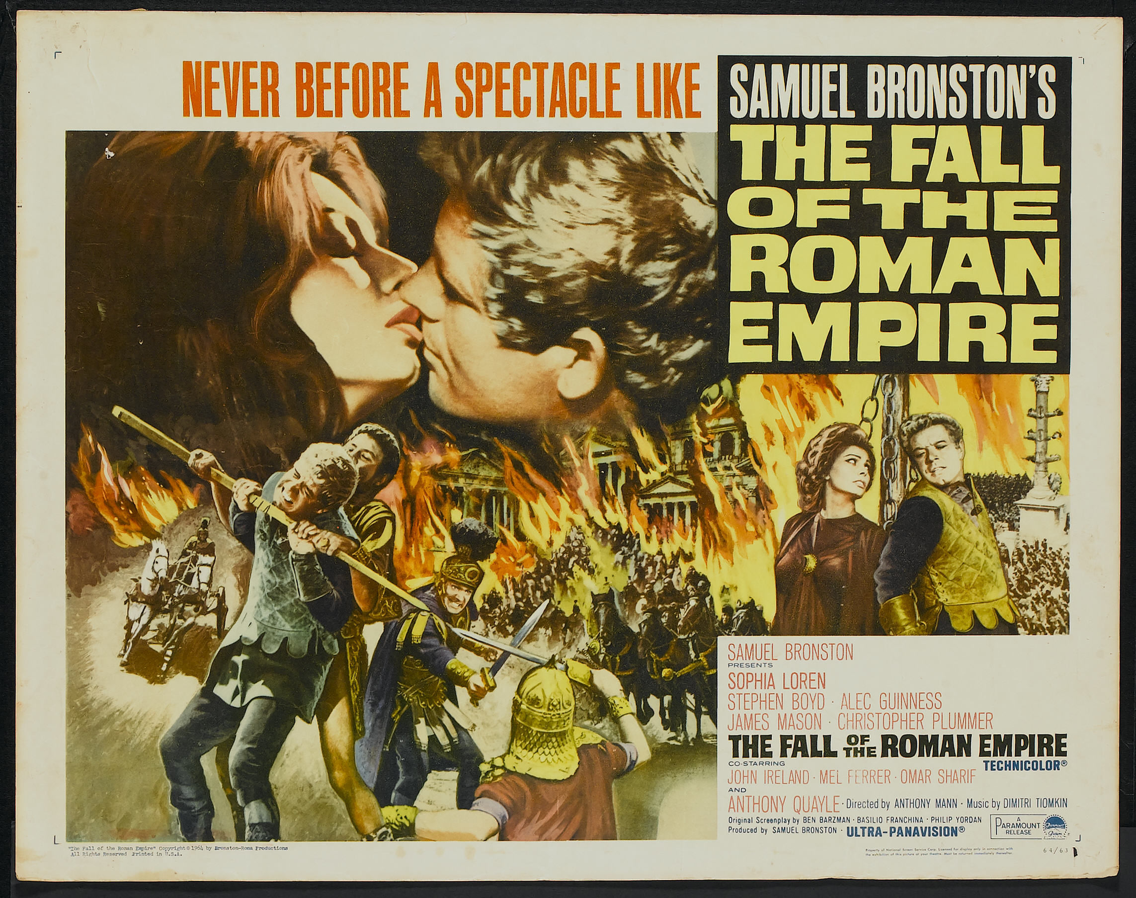 the fall of the empire The fall of the western roman empire took place in 476 ad when the leader of the goths, odoacer, removed emperor romulus he became king of italy,.
