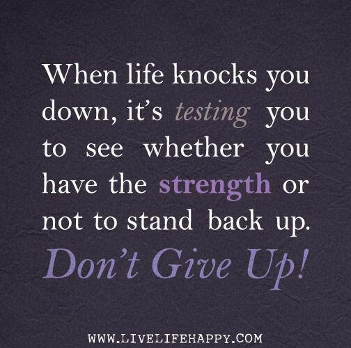 Most Inspirational Quotes About Not Giving Up: Dont Give Up Motivational Quotes. QuotesGram