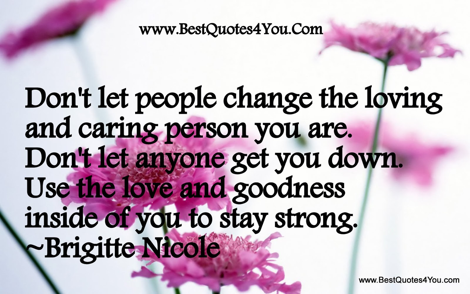 Dont Let Yourself Down Quotes. QuotesGram