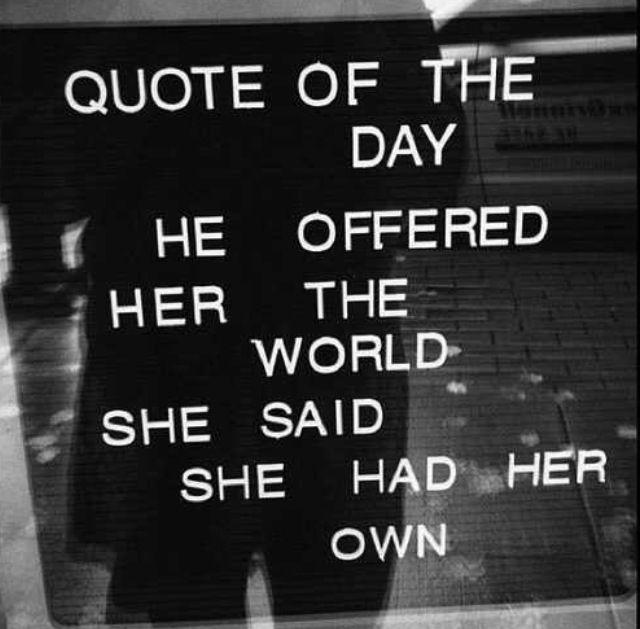 Independent Women Quotes Quotesgram