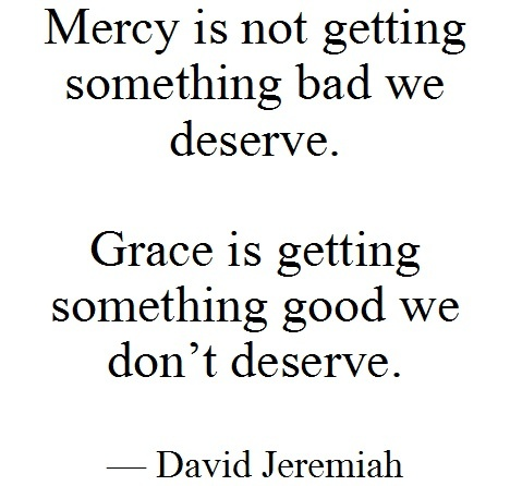 how to show mercy to others