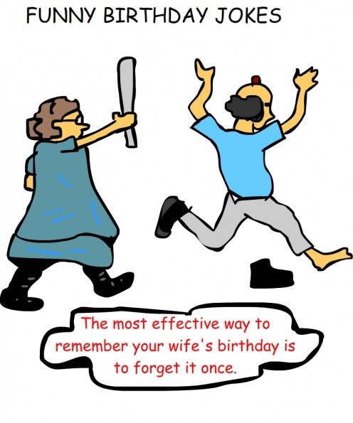 Funny Birthday Quotes For Wife Quotesgram