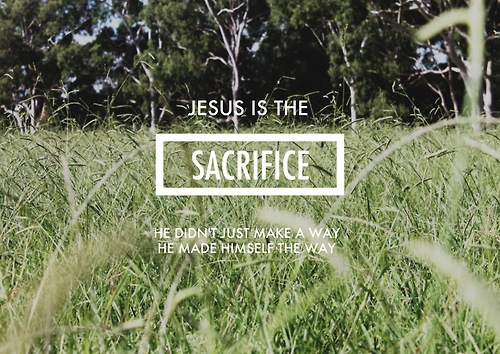 Bible Quotes On Sacrifice. QuotesGram