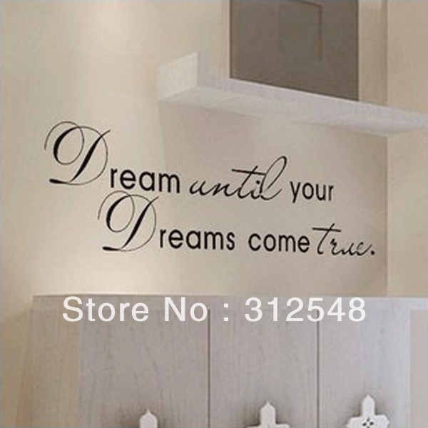 Removable Wall Decor Quotes : Removable wall quotes quotesgram
