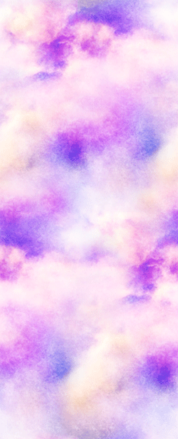 385555064 purple and blue fluffy clouds