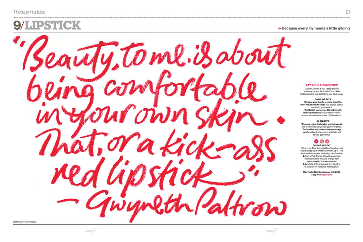 Lipstick Quotes QuotesGram