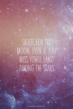 Moon Shooting Star Quotes Quotesgram