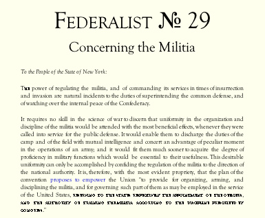 federalism vs anti federalist essay Read this free american history term paper and other term papers, research papers and book reports compare and contrast federalists vsanti federalists compare and contrast federalists vs antifederalists the creation of the constitution was a product of hours of debate and compromise.
