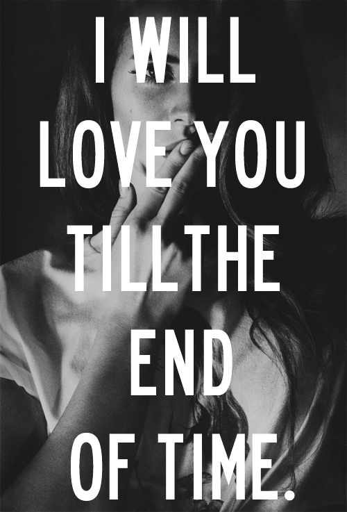 Until the end of time lyrics beyonce