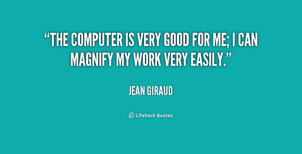 Good Quotes About Computers. QuotesGram