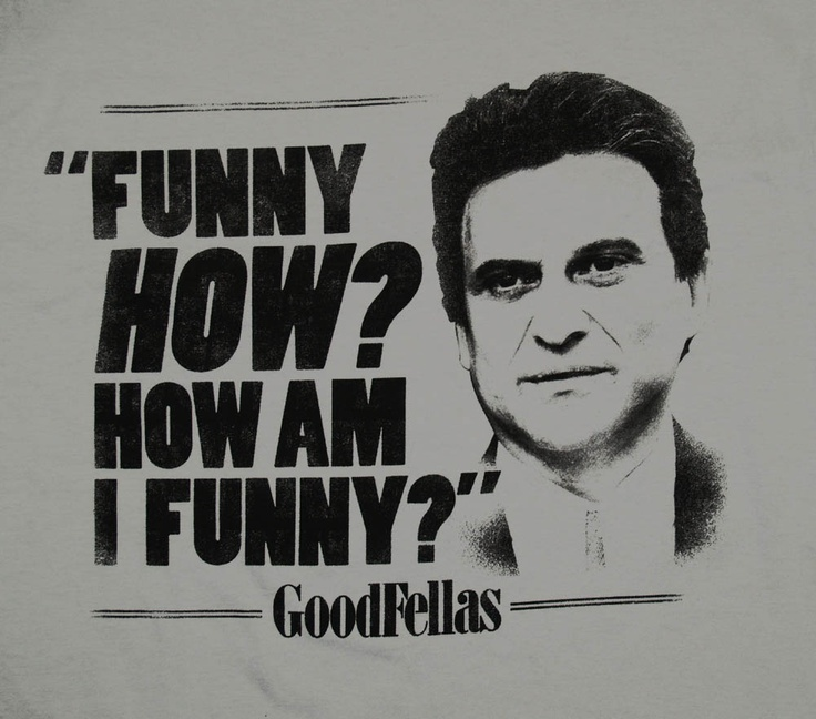 Famous Quotes From Goodfellas. QuotesGram