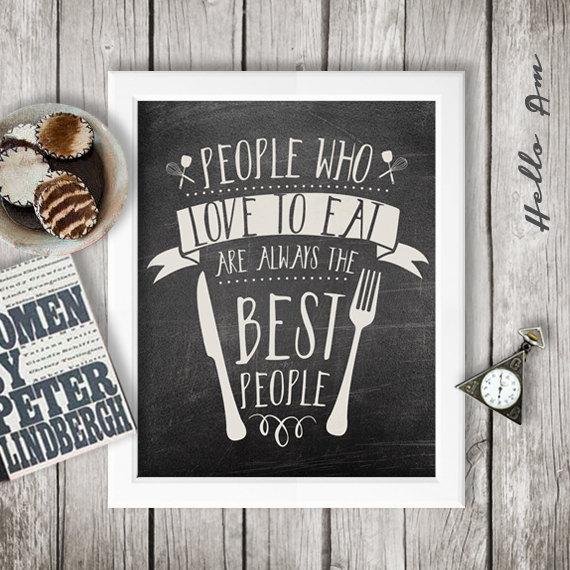 Kitchen Chalkboard Quotes: Kitchen Chalkboard Quotes Inspirational. QuotesGram
