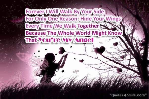 You Are My Angel Quotes. QuotesGram