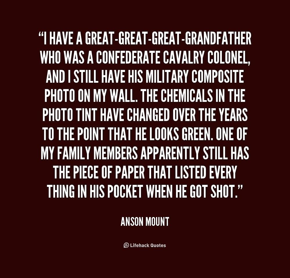 Great Grandpa Quotes. QuotesGram