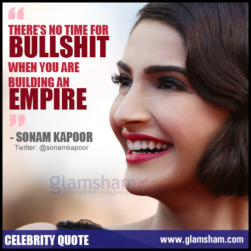 Quotes By Famous Indian Personalities: Quotes By Actresses And Celebrities. QuotesGram