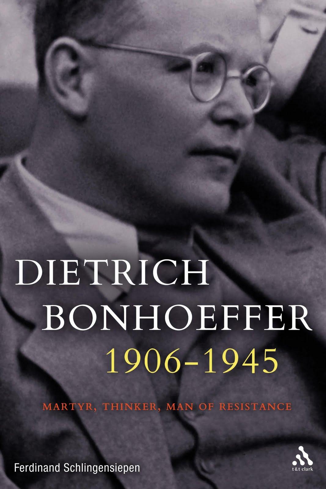 Dietrich Bonhoeffer Quotes On Death QuotesGram