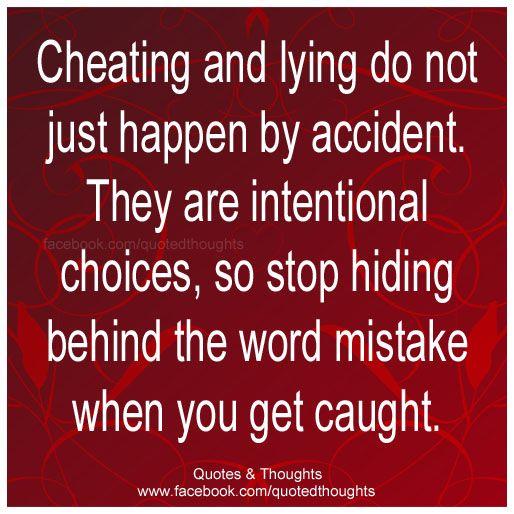 Caught In A Lie Quotes. QuotesGram