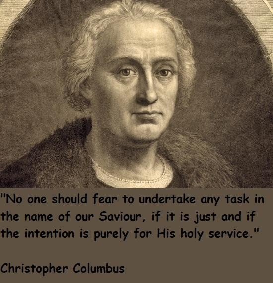 how christopher columbus was influential to The explorer christopher columbus made four trips across the atlantic ocean from spain: in 1492, 1493, 1498 and 1502 he was determined to find a direct water route west from europe to asia, but.