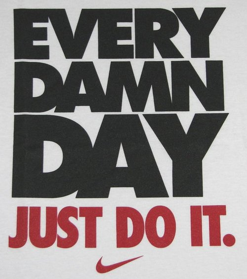 Nike Motivational Quotes: Quotes Just Do It Exercise. QuotesGram