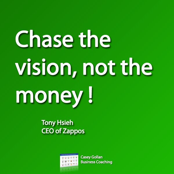 Tony Hsieh >> Inspirational Quotes About Vision. QuotesGram