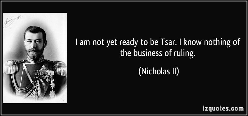 Russian orthodox quotes quotesgram - Nicholas Ii Quotes Quotesgram