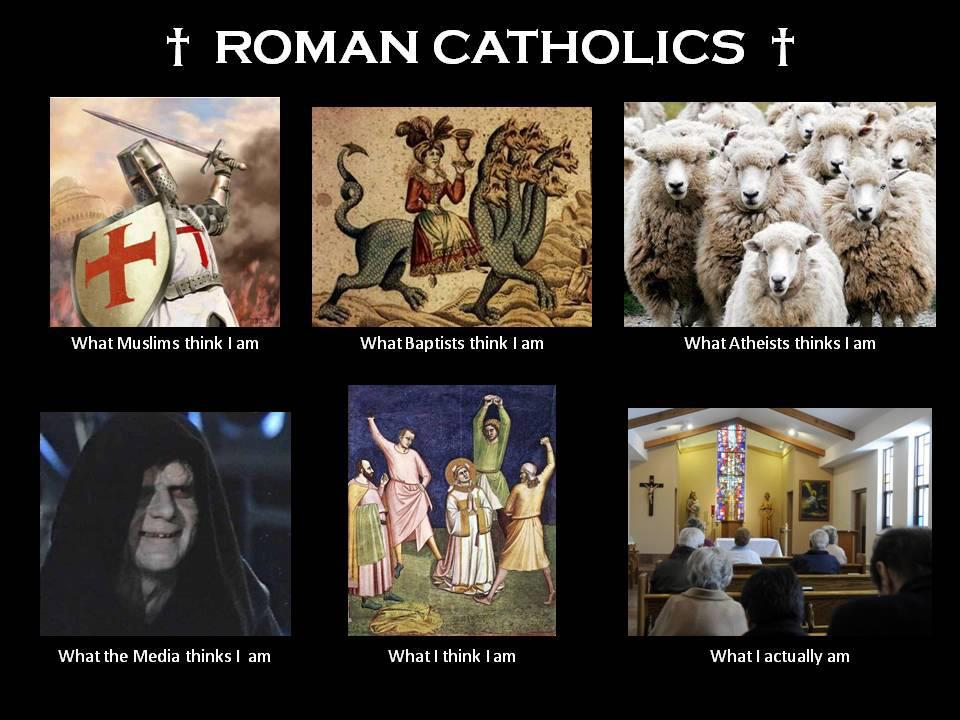 Funny Quotes About Being Catholic. QuotesGram