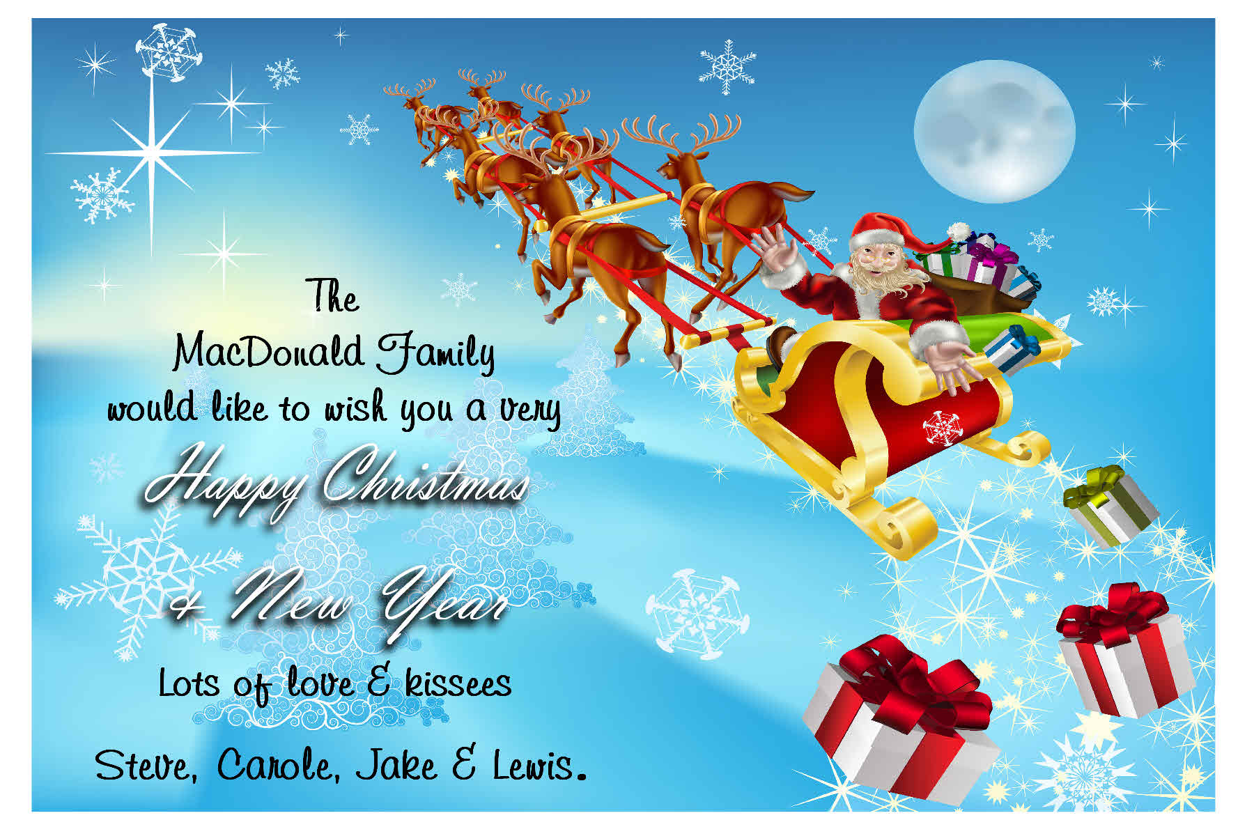 Cousin Christmas Cards With Quotes. QuotesGram