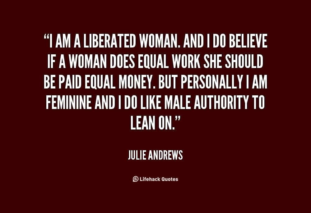 Liberated Woman Quotes. QuotesGram