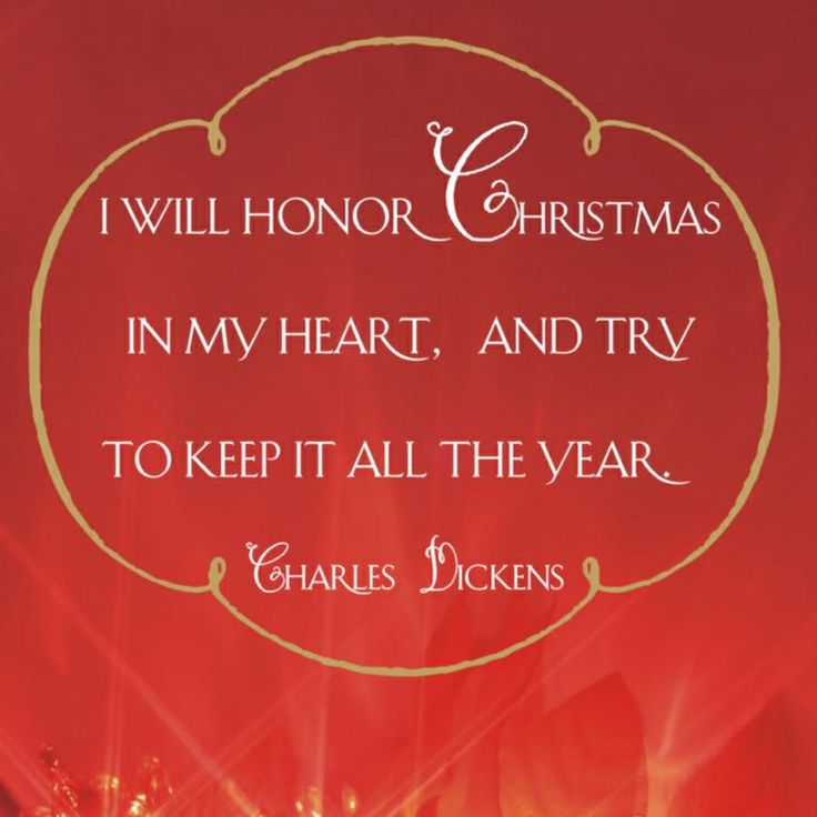 Charles Dickens Christmas Quotes Quotesgram