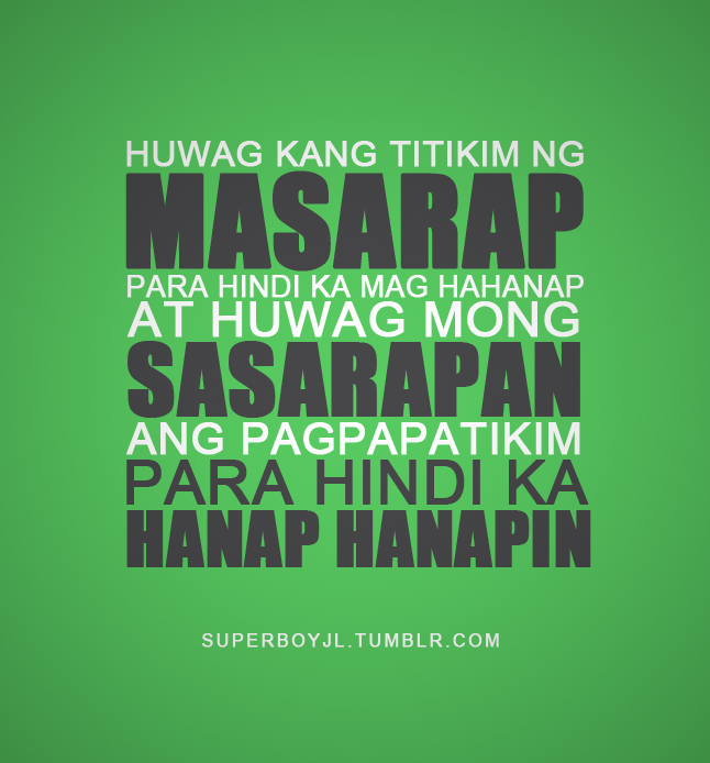 funny quotes tagalog tumblr - photo #10