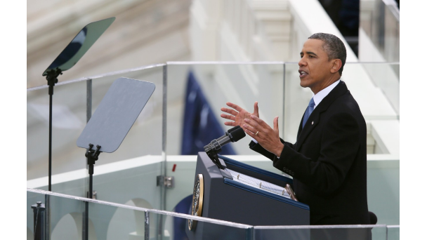 essay on obamas inauguration speech 2013 Barack obama, the nation's 44th president, was ceremonially sworn in for his second term monday here is the entire text of the inaugural address that the president delivered at the capitol.