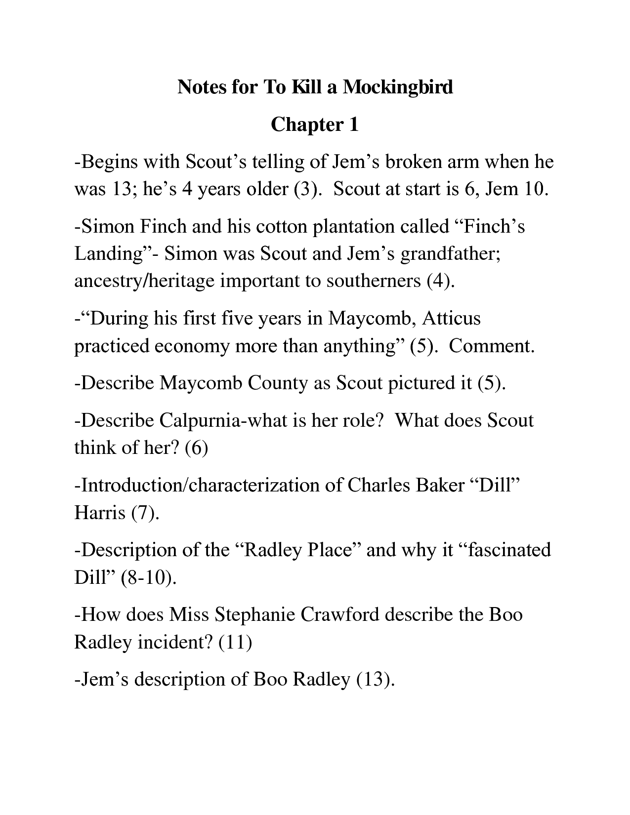 scout finch descriptive essay Quotes by atticus finch, scout finch, jem finch and miss maudie, plus analysis   analysis: here atticus is describing the principles of blind justice and equality.