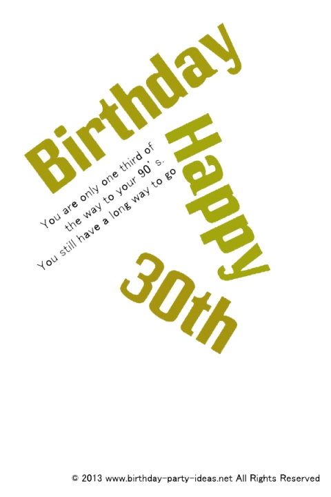 30th Birthday Quotes For Invitations. QuotesGram30th Happy Birthday Wishes For Men
