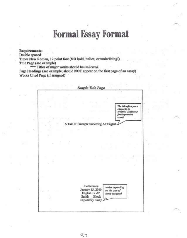 Writing an admission essay with quotes