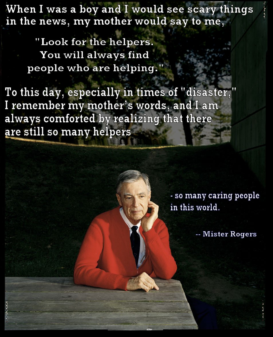 Mr Rogers Funny Quotes Quotesgram
