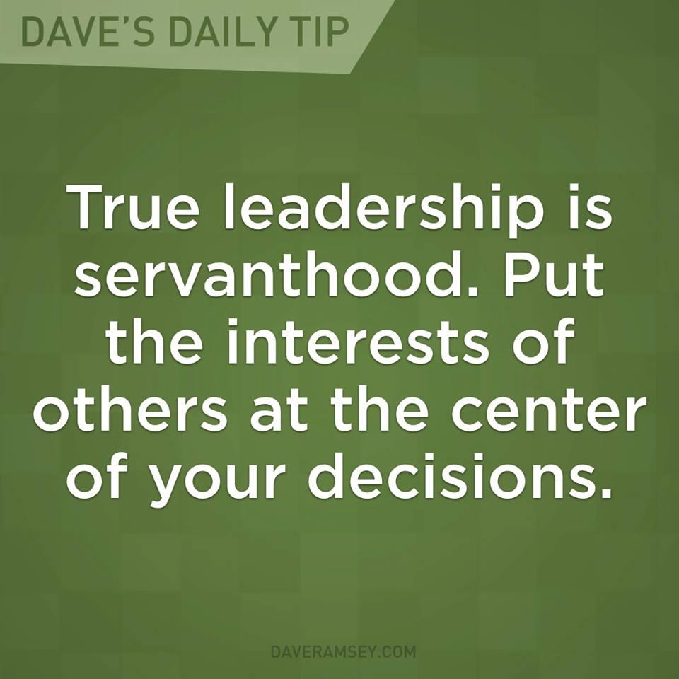 Quotes Leadership: Christian Servant Leadership Quotes. QuotesGram