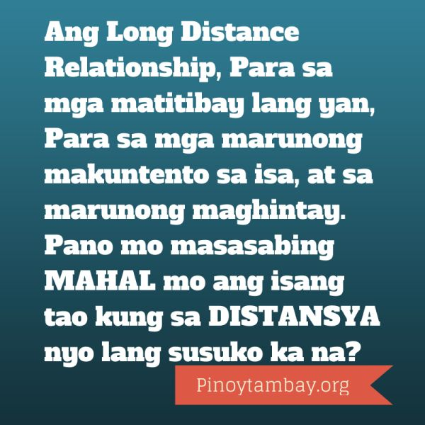 In Tagalog Quotes About Relationships. QuotesGram