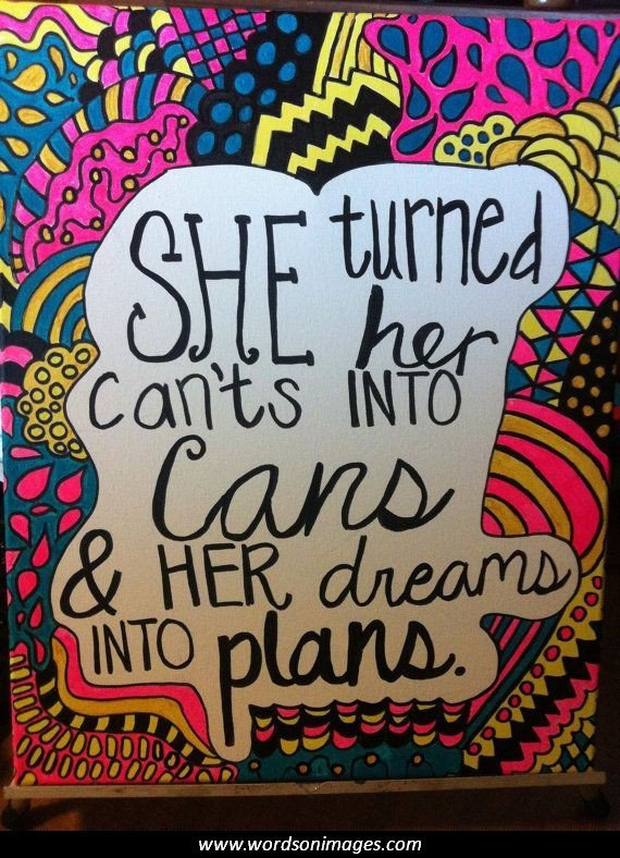 Paintings quotes quotesgram for Inspirational quotes painted on canvas