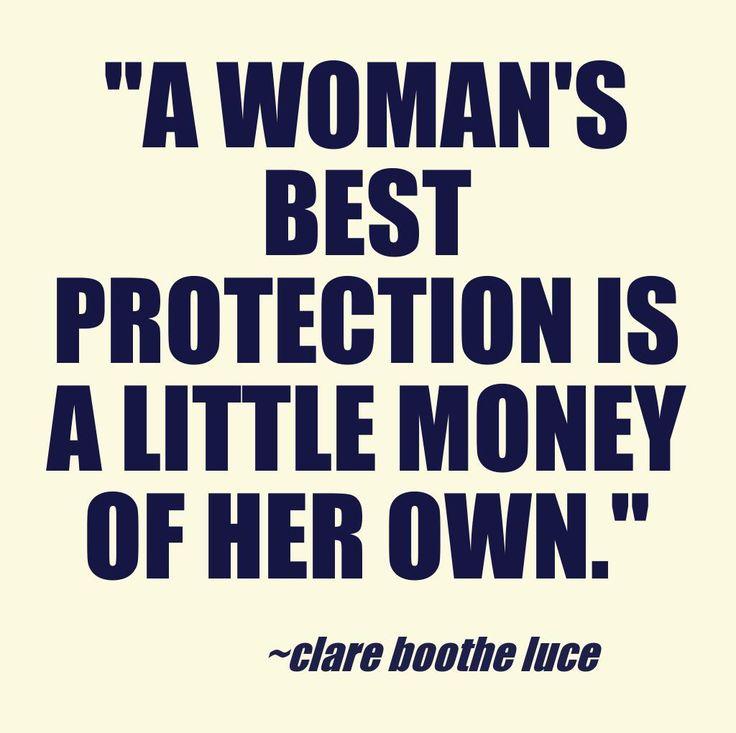 Money Quotes: Women Get Money Quotes. QuotesGram