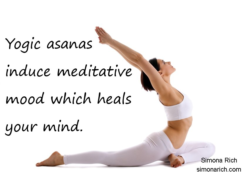 Yoga Quotes About Stress Quotesgram
