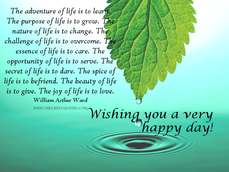 Image result for good morning happy day quotes
