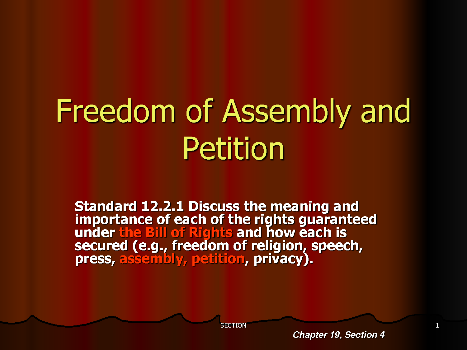 Freedom Of Assembly Quotes. QuotesGram
